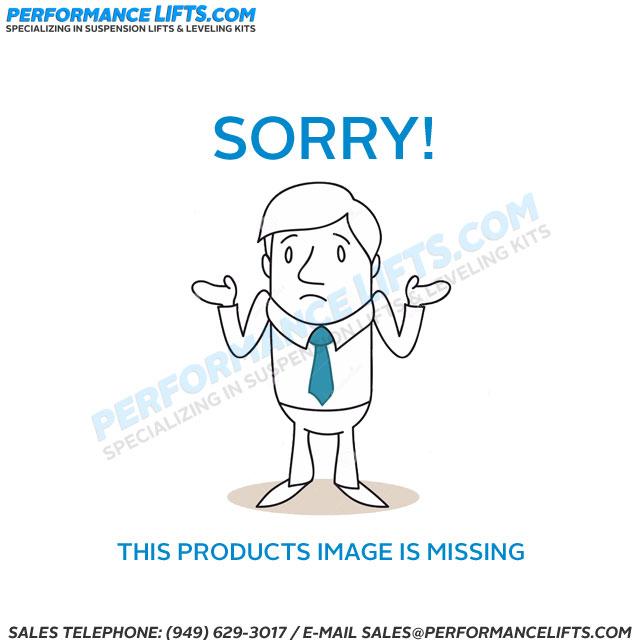 Daystar Jeep Wrangler YJ Rear Bumpstop Kit # KJ09121BK